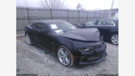 2016 Chevrolet Camaro LT Coupe for sale 101112791