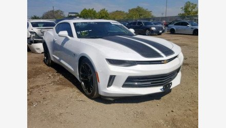 2016 Chevrolet Camaro LT Coupe for sale 101124613
