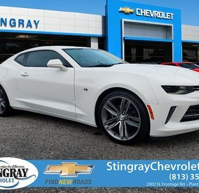 2016 Chevrolet Camaro LT Coupe for sale 101199342