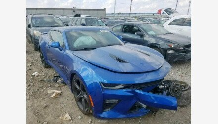 2016 Chevrolet Camaro SS Coupe for sale 101236370