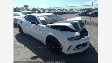 2016 Chevrolet Camaro LT Coupe for sale 101238975