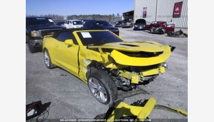 2016 Chevrolet Camaro for sale 101238976