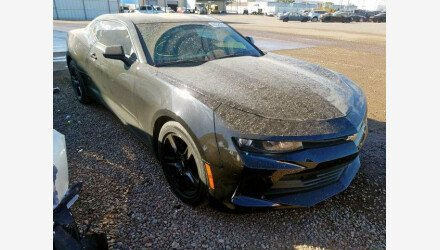 2016 Chevrolet Camaro LT Coupe for sale 101239430