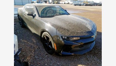 2016 Chevrolet Camaro LT Coupe for sale 101240914