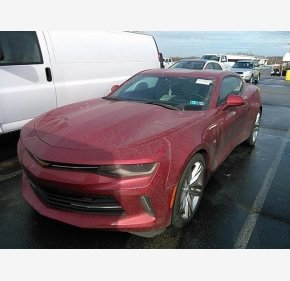 2016 Chevrolet Camaro LT Coupe for sale 101253123