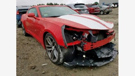 2016 Chevrolet Camaro LT Coupe for sale 101261404