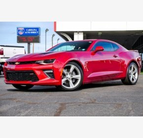 2016 Chevrolet Camaro SS Coupe for sale 101268007
