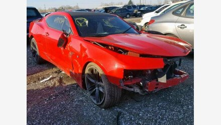 2016 Chevrolet Camaro LT Coupe for sale 101270557