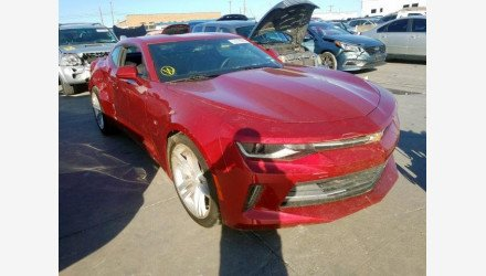 2016 Chevrolet Camaro LT Coupe for sale 101272065
