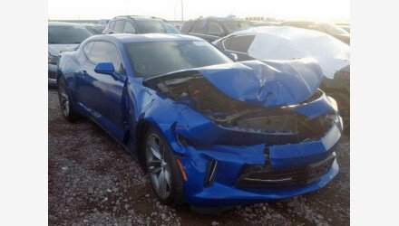 2016 Chevrolet Camaro LT Coupe for sale 101274126
