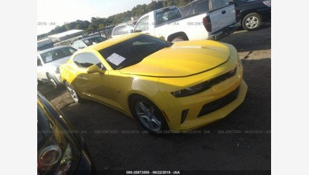2016 Chevrolet Camaro LT Coupe for sale 101284330
