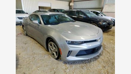 2016 Chevrolet Camaro LT Coupe for sale 101285339