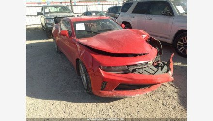 2016 Chevrolet Camaro LT Coupe for sale 101285624