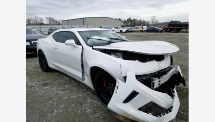 2016 Chevrolet Camaro LT Coupe for sale 101286588