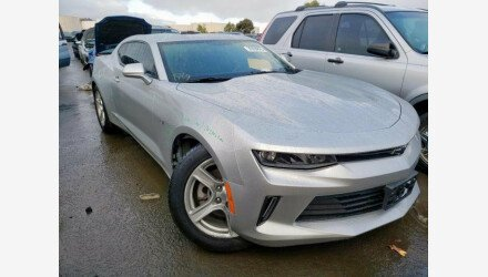 2016 Chevrolet Camaro LT Coupe for sale 101287857