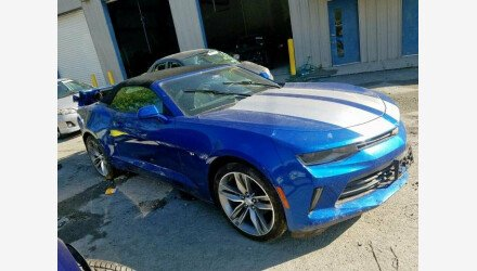 2016 Chevrolet Camaro for sale 101288458