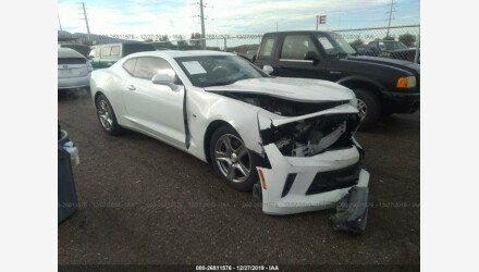 2016 Chevrolet Camaro LT Coupe for sale 101297413