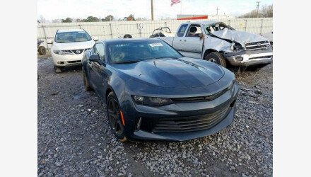 2016 Chevrolet Camaro LT Coupe for sale 101304641