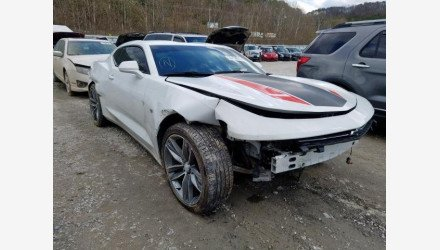 2016 Chevrolet Camaro LT Coupe for sale 101305717