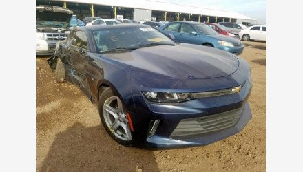 2016 Chevrolet Camaro LT Coupe for sale 101307493