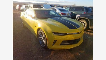 2016 Chevrolet Camaro LT Coupe for sale 101307898