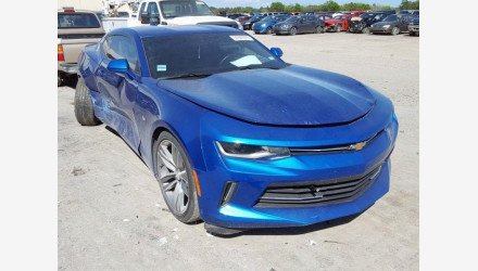 2016 Chevrolet Camaro LT Coupe for sale 101309676