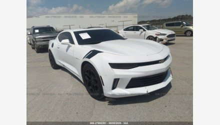 2016 Chevrolet Camaro LT Coupe for sale 101323160