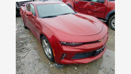 2016 Chevrolet Camaro LT Coupe for sale 101323547