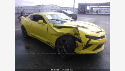 2016 Chevrolet Camaro SS Coupe for sale 101326000
