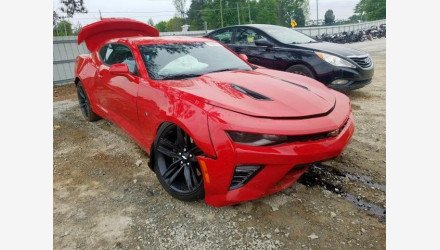 2016 Chevrolet Camaro SS Coupe for sale 101330955