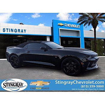 2016 Chevrolet Camaro for sale 101340746