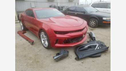 2016 Chevrolet Camaro LT Coupe for sale 101348903