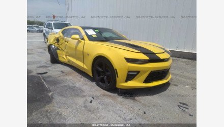 2016 Chevrolet Camaro SS Coupe for sale 101349761