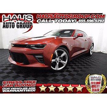 2016 Chevrolet Camaro SS for sale 101385692