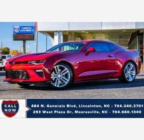 2016 Chevrolet Camaro for sale 101401151