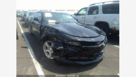 2016 Chevrolet Camaro LT Coupe for sale 101410748