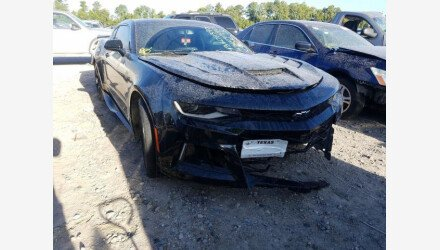 2016 Chevrolet Camaro LT Coupe for sale 101416844