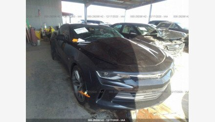 2016 Chevrolet Camaro LT Coupe for sale 101483364
