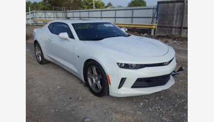 2016 Chevrolet Camaro LT Coupe for sale 101488386