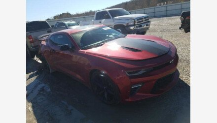 2016 Chevrolet Camaro SS Coupe for sale 101489738