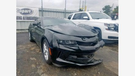 2016 Chevrolet Camaro LT Coupe for sale 101233214