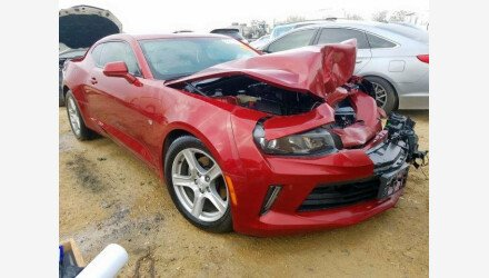 2016 Chevrolet Camaro LT Coupe for sale 101268186