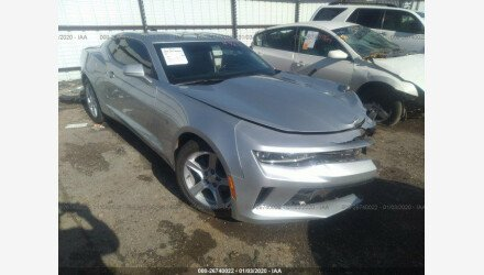 2016 Chevrolet Camaro LT Coupe for sale 101279391