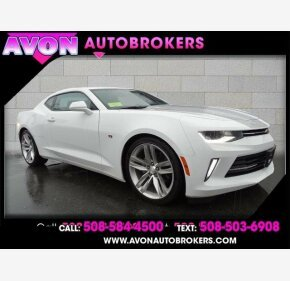 2016 Chevrolet Camaro LT Coupe for sale 101332063