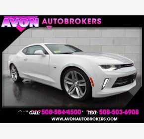 2016 Chevrolet Camaro LT Coupe for sale 101354157