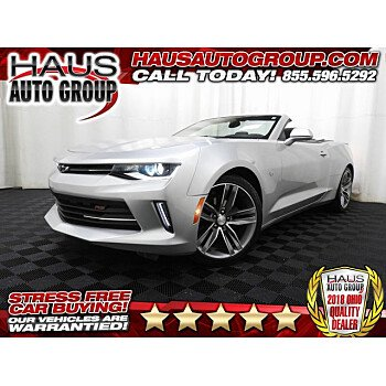 2016 Chevrolet Camaro for sale 101462880