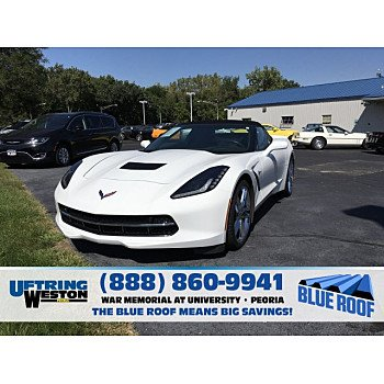 2016 Chevrolet Corvette Convertible for sale 100994255