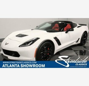 2016 Chevrolet Corvette Z06 Coupe for sale 101304508