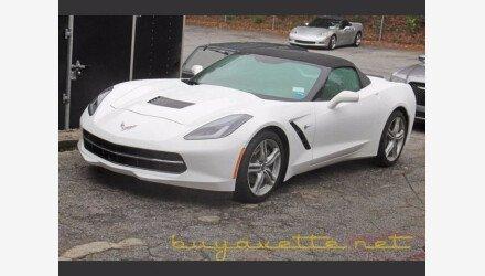2016 Chevrolet Corvette for sale 101398702