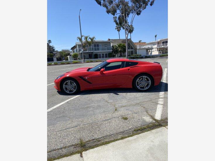 2016 Chevrolet Corvette Coupe for sale 101486826